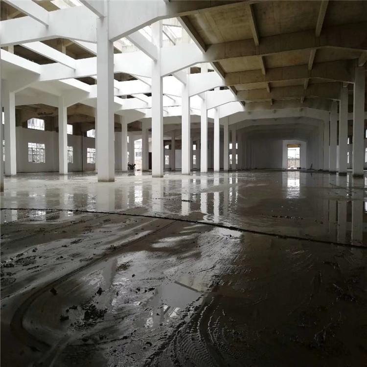 驻马店水泥地固化地坪