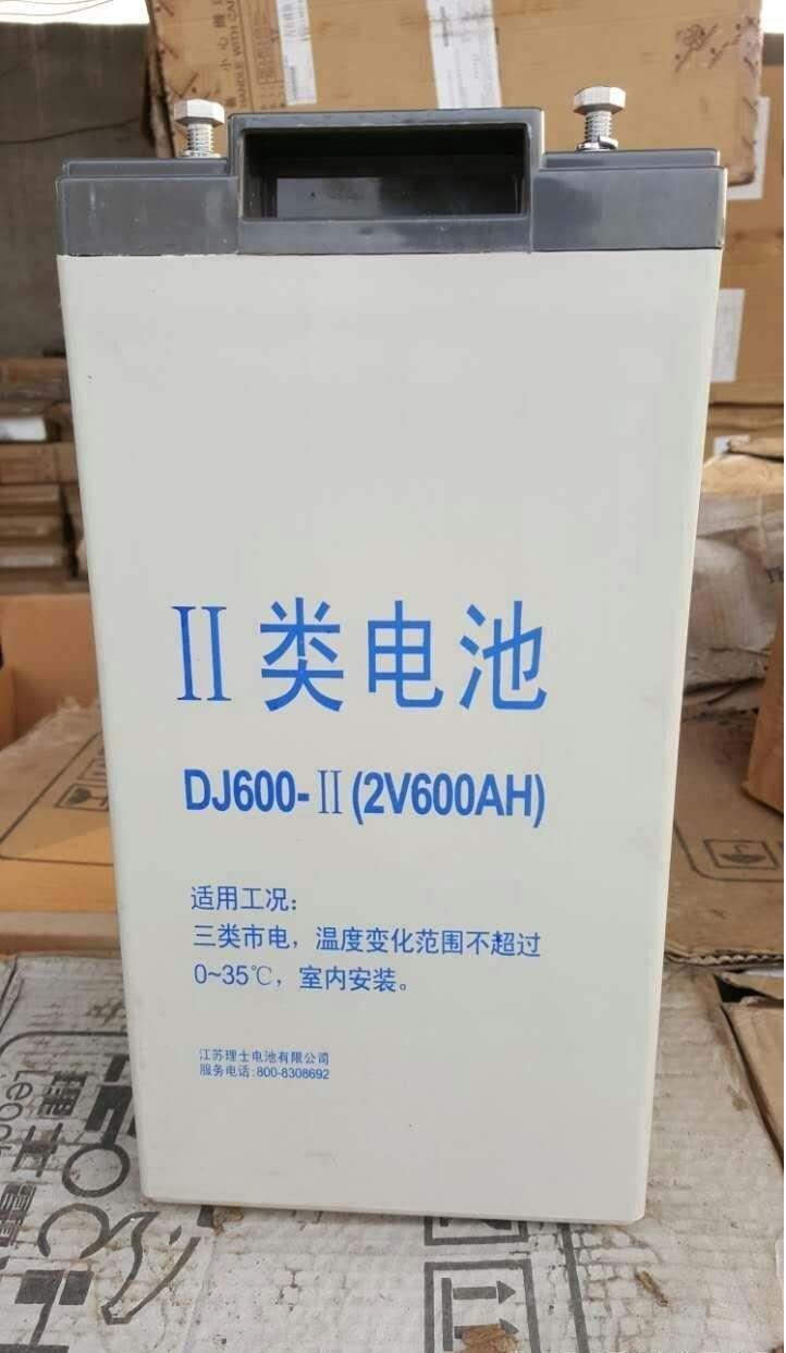 原装理士蓄电池DJW1290