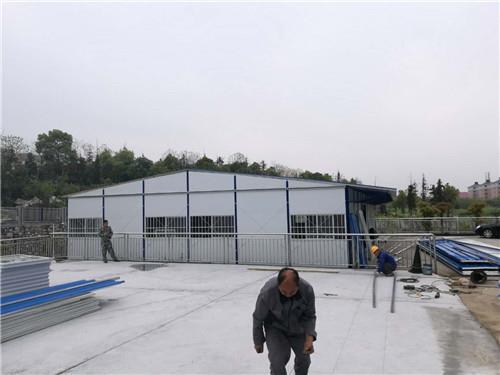 永丰县活动板房供应
