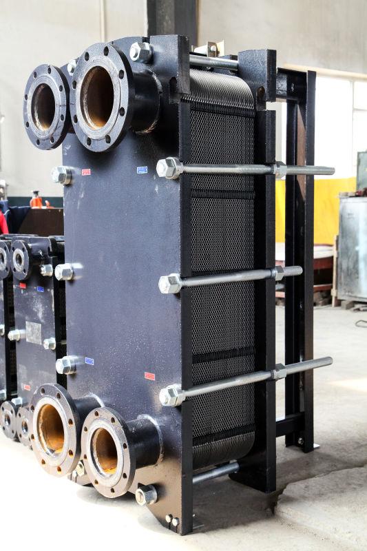 馬山縣地源熱泵配套水水板式換熱器熱交換器廠家武鳴縣隆安縣