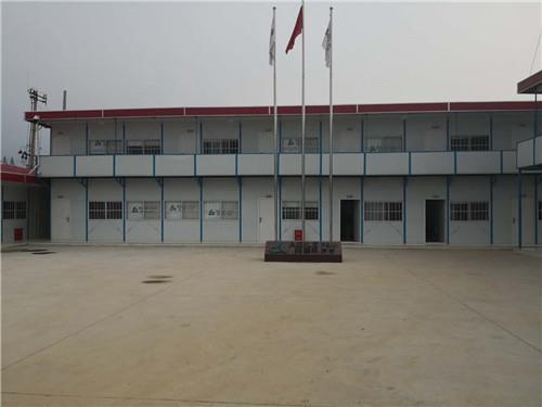 宜丰县集装箱式板房