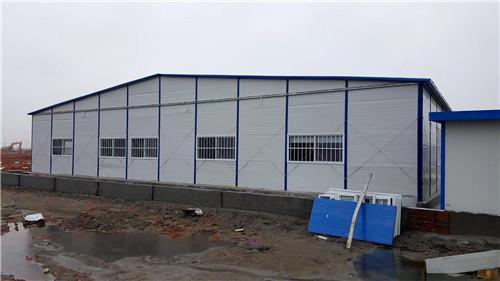 湾里区集装箱式板房安装厂家