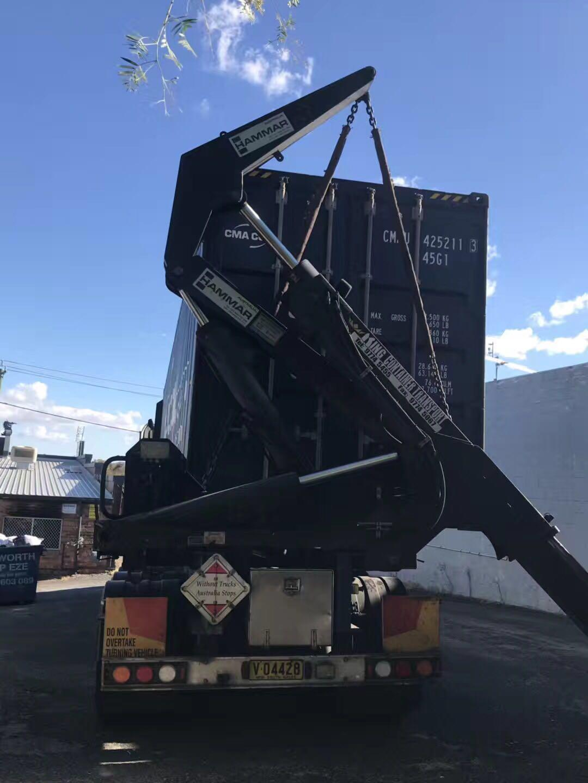 中国到悉尼海运海运家具到澳洲送货上门