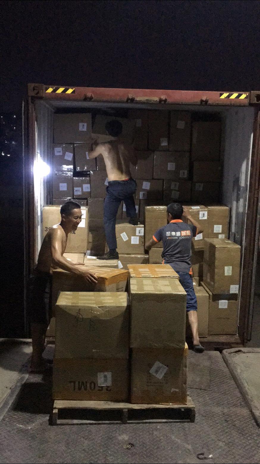 北京到悉尼海运海运家具到澳洲40尺集装箱海运费