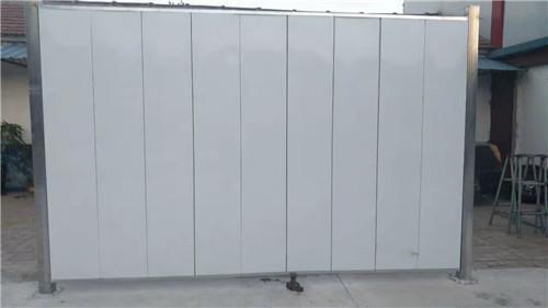 上饶市PVC围挡制造