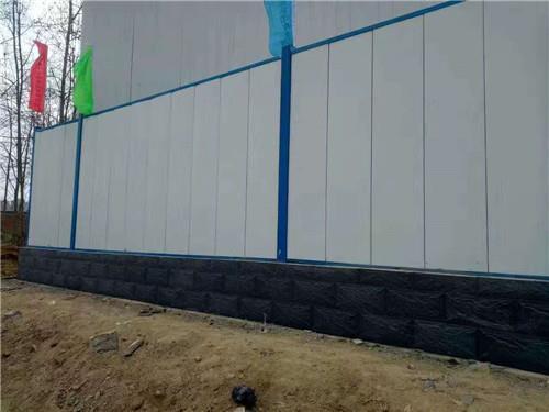 丰城市PVC围挡安装厂家