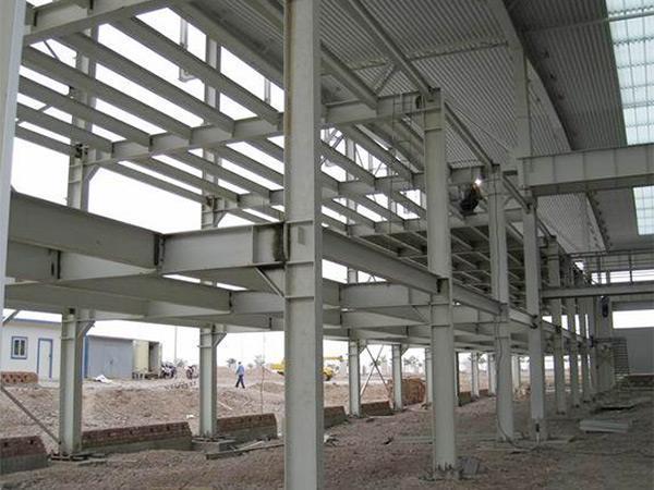 德兴市钢结构厂房制造