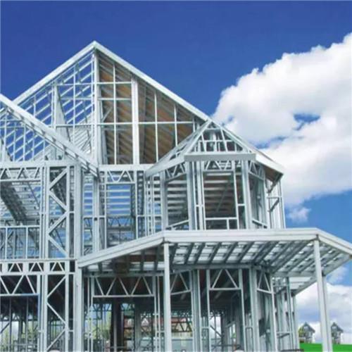 信丰县钢结构厂房