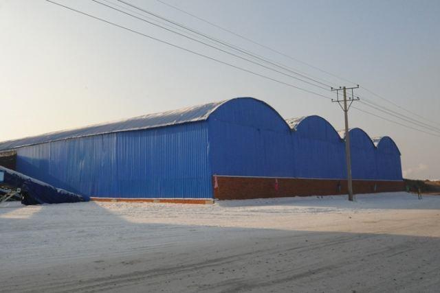 乐平市料棚制作生产厂家