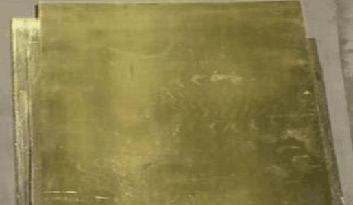 岐山铜板表面处理