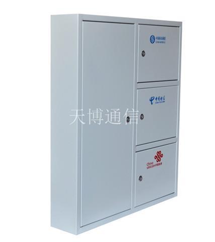 沧州全新三网合一光纤分纤箱厂