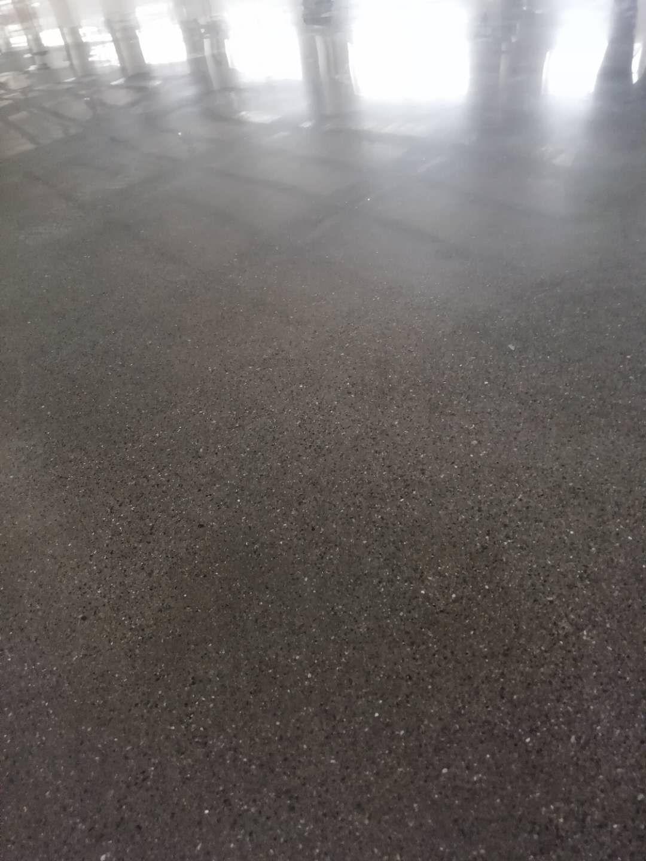 赤峰专业金刚砂地面起灰处理