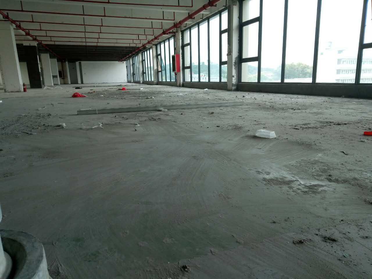 广州专业金刚砂地面起灰处理