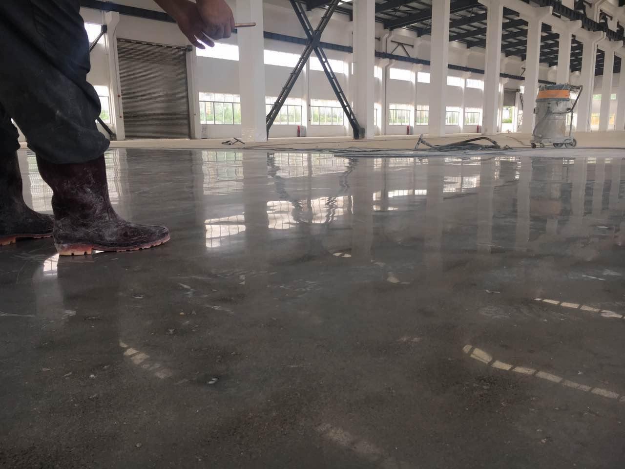 琼海承接金刚砂硬化地坪