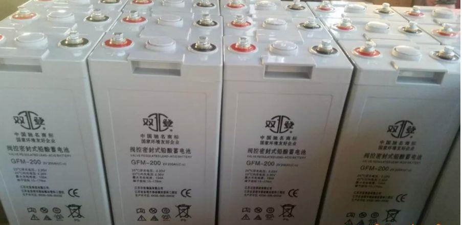 包头正品双登蓄电池含税价格