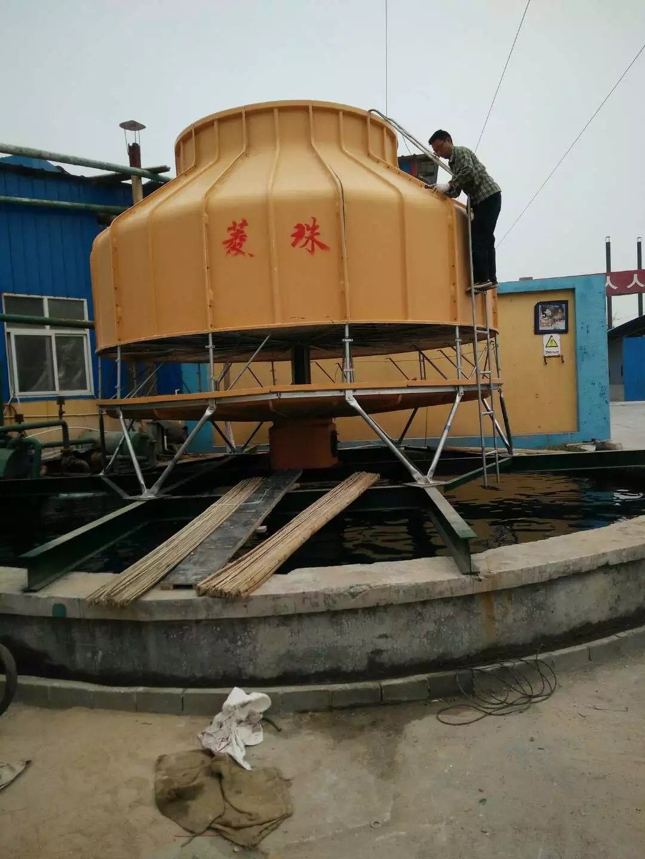 湖北圆形冷却塔