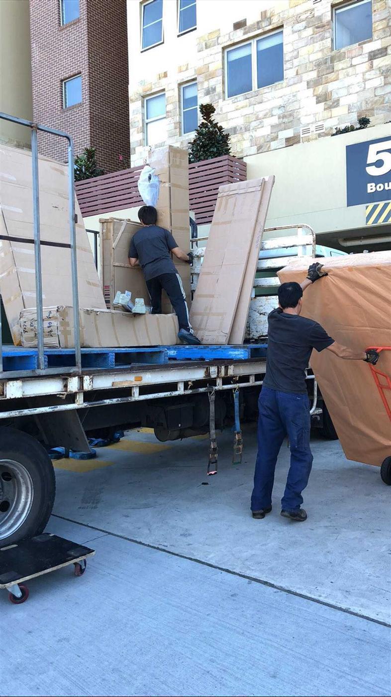 成都私人物品海运到澳大利亚
