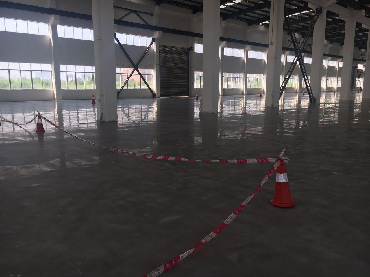 深圳沙井金刚砂固化处理