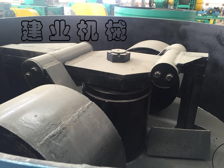 广州专业生产轮碾机生产厂家
