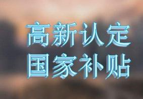 张家港锦丰专业性强高新技术企业申报补助
