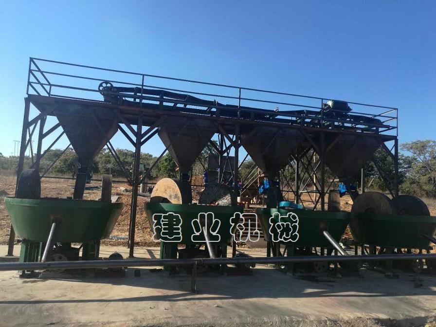 郑州小型碾金机生产厂家