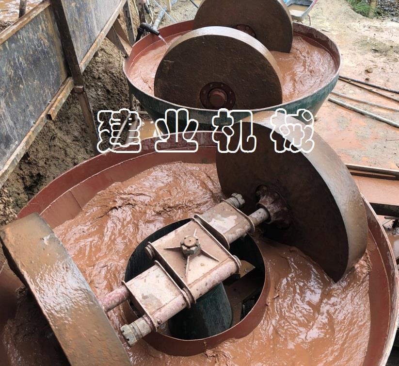 保定品质优良碾金机生产厂家价格