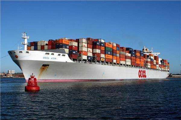 绍兴到海运到澳大利亚报价