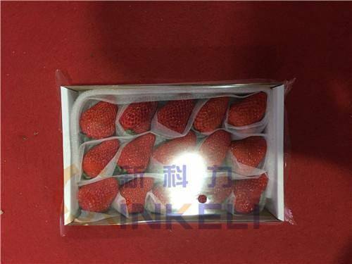 现货托盒蔬菜包装机促销