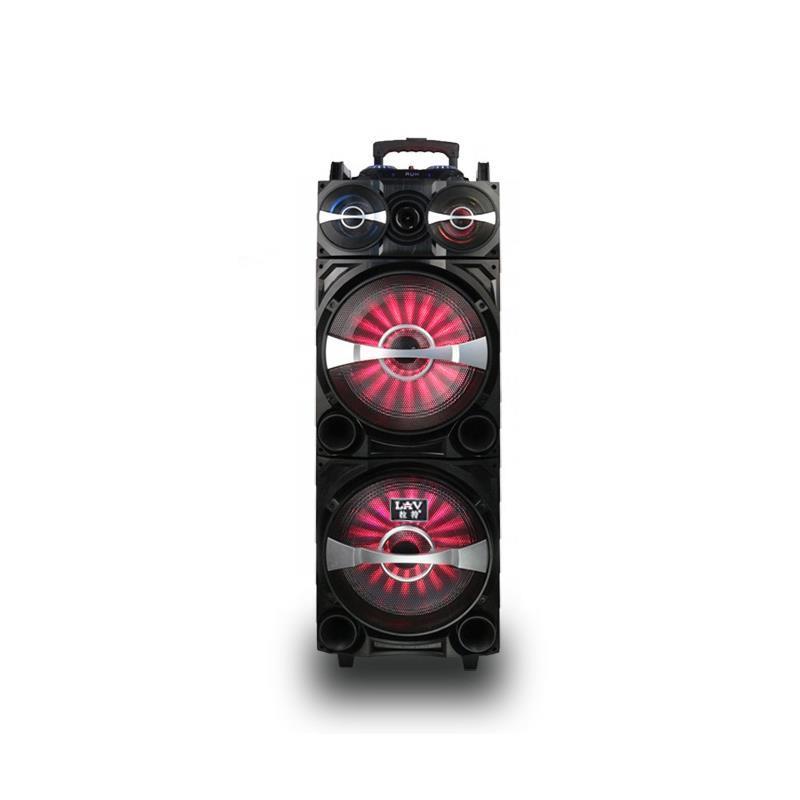 广州便携式拉杆音箱