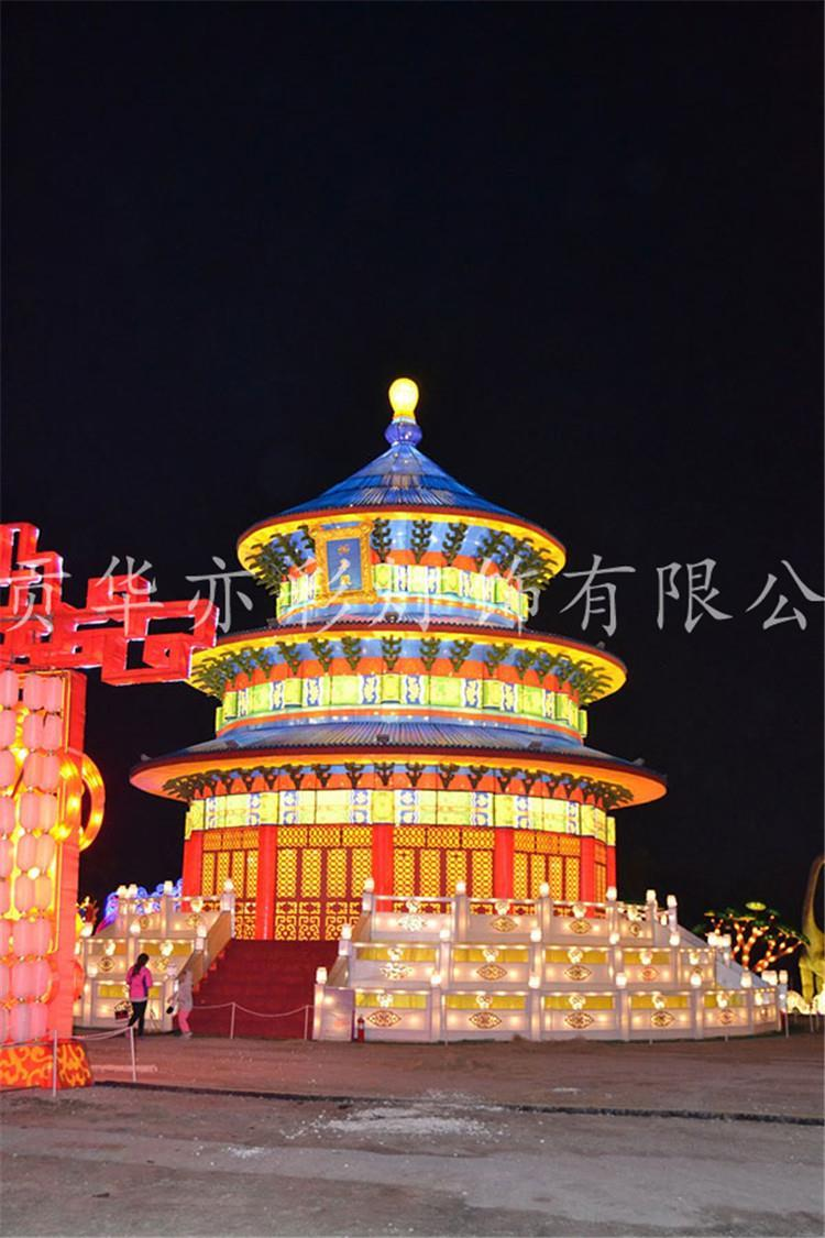 南通专用自贡花灯厂