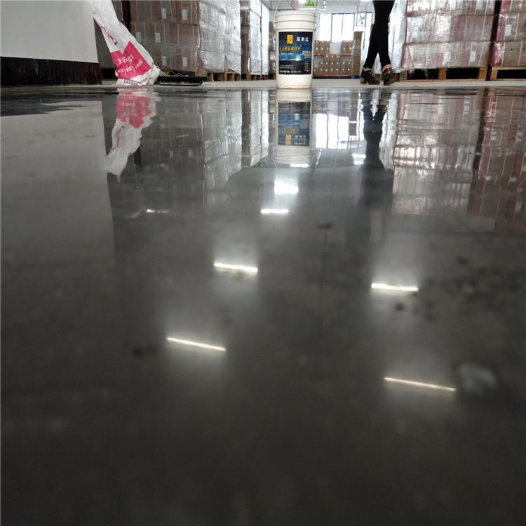 达州水泥地面渗透处理 混凝土固化剂厂家