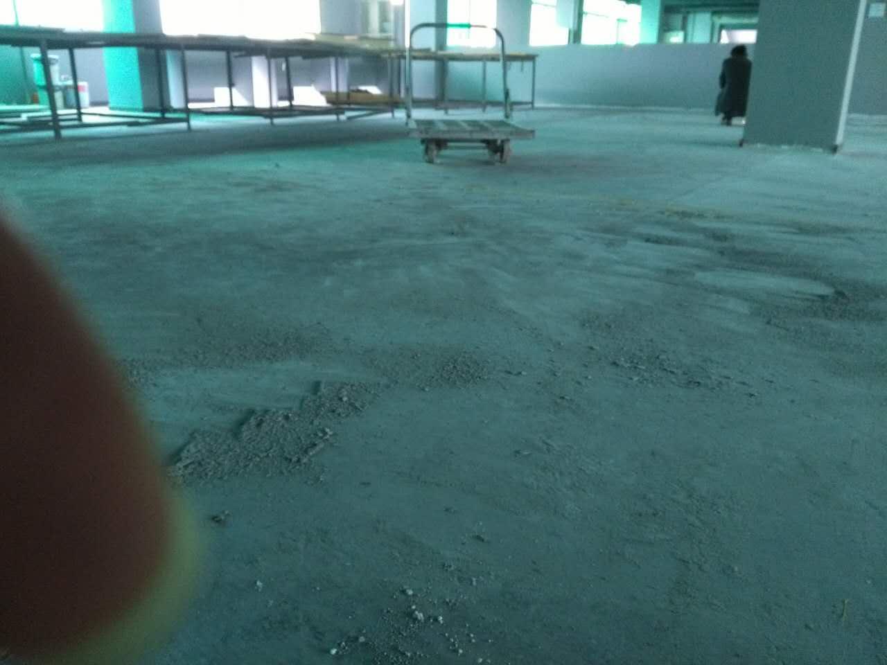 惠州市龙门水磨石起灰处理