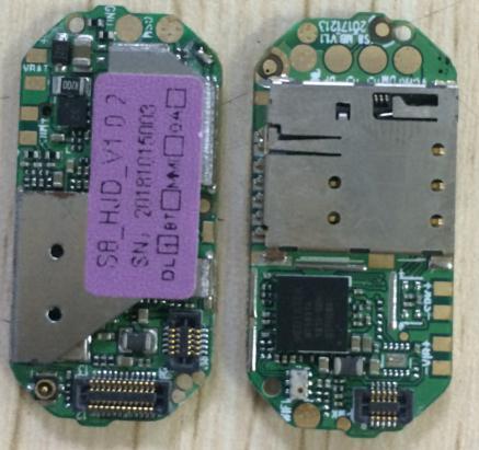 郑州专业承接S8智能穿戴GPS定位心率血压计步主板厂