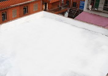 广州环保楼顶隔热