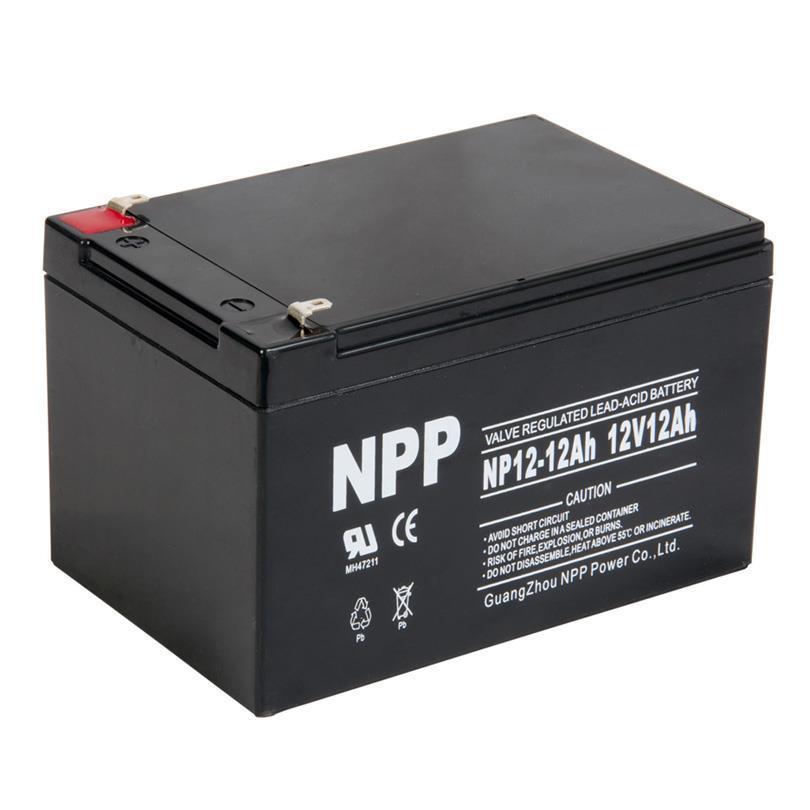 宜春耐普蓄电池型号齐全