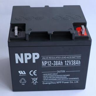 铅酸耐普蓄电池供应商