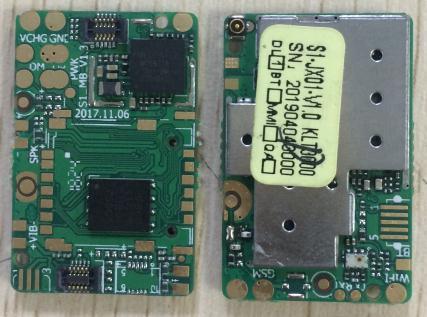 佛山S1智能穿戴GPS定位心率血压计步主板定制