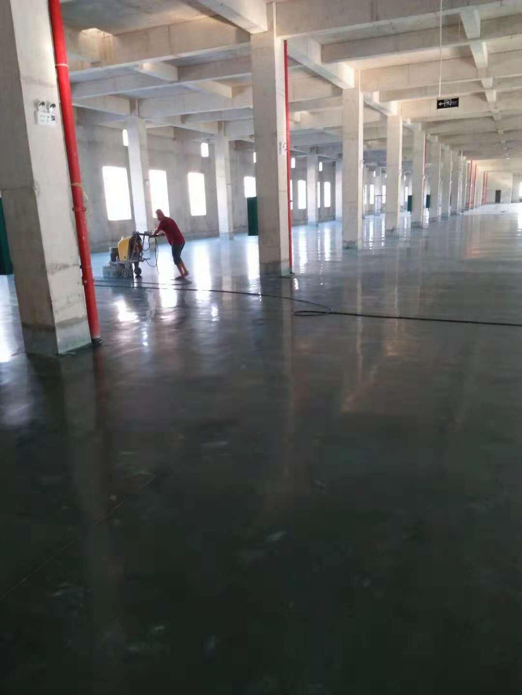 铜仁混凝土硬化地坪工程