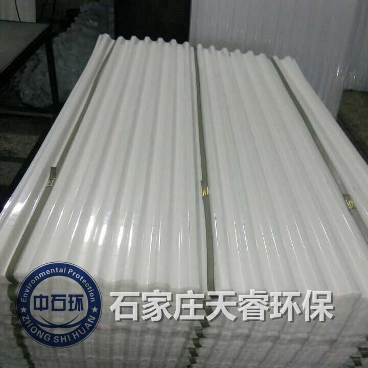 广西塑料蜂窝斜管填料尺寸
