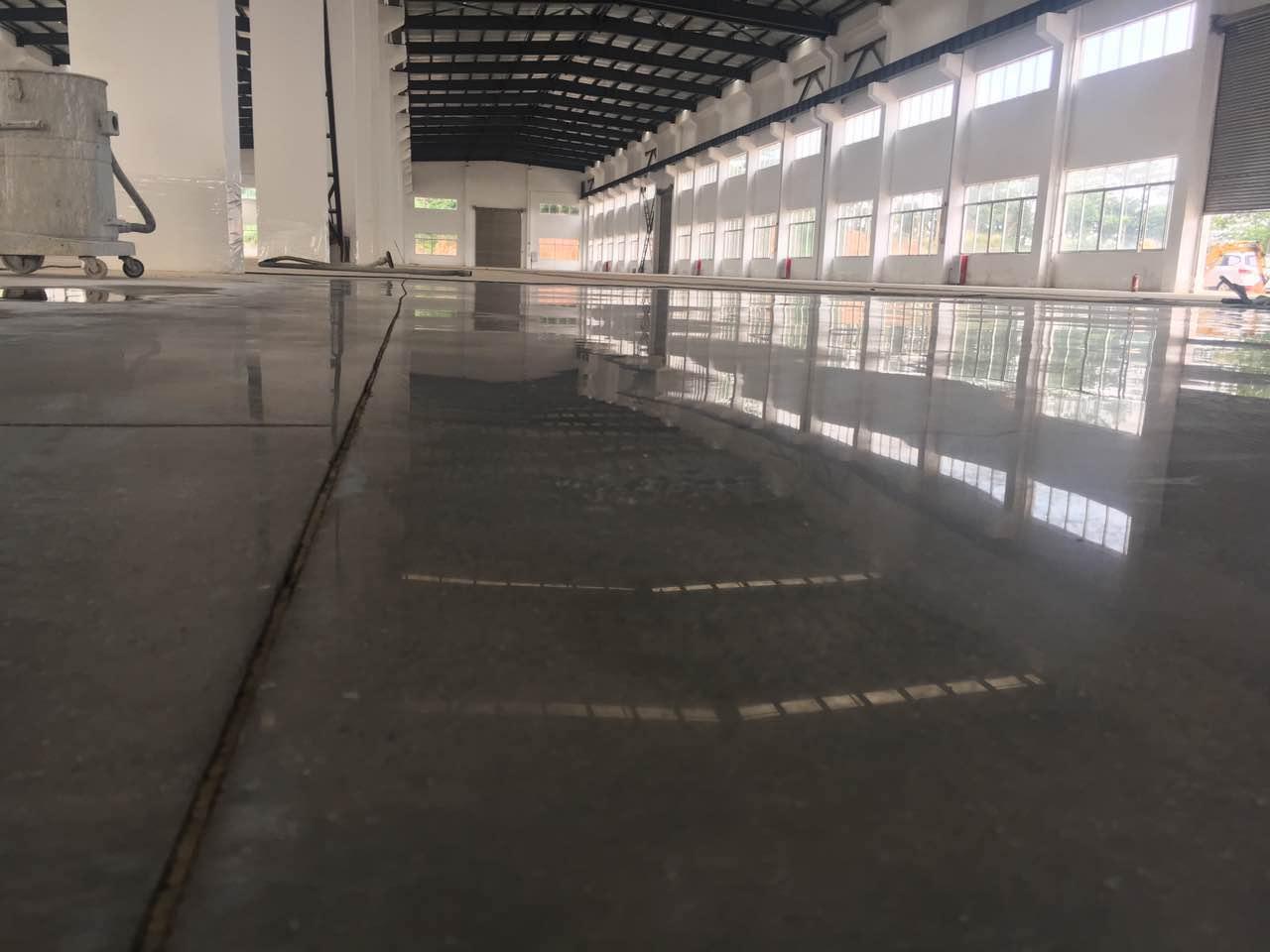 惠州市桥西地面抛光打蜡