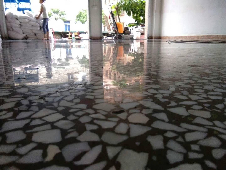 惠州市惠阳水磨石结晶处理