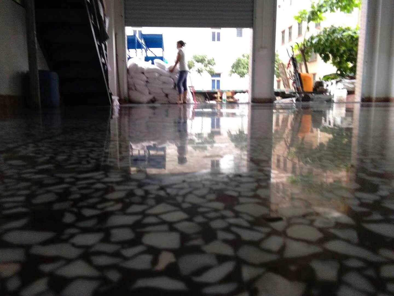 泰安水磨石结晶处理
