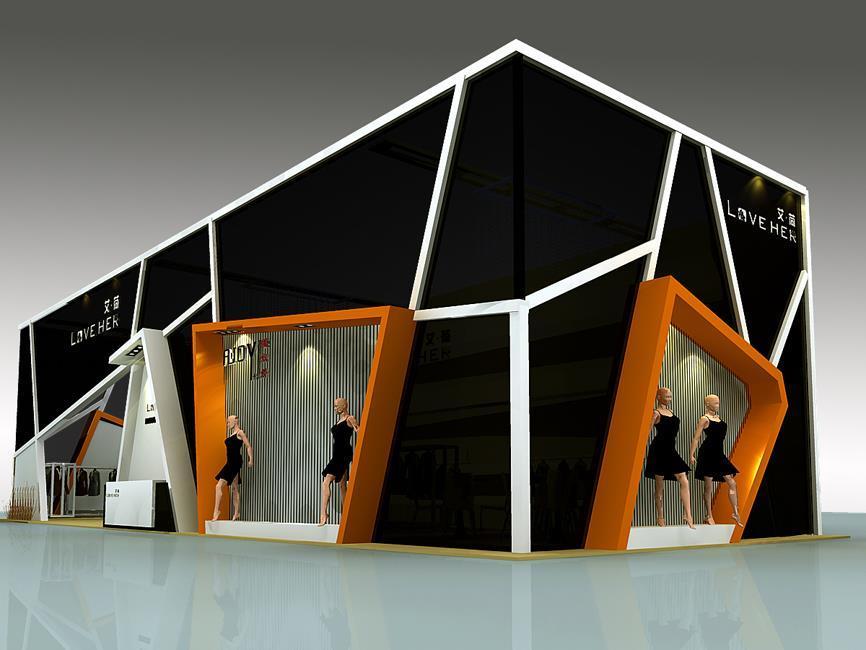 南京展馆展位设计公司