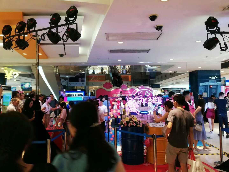 珠海大型商业中心商业美陈厂家
