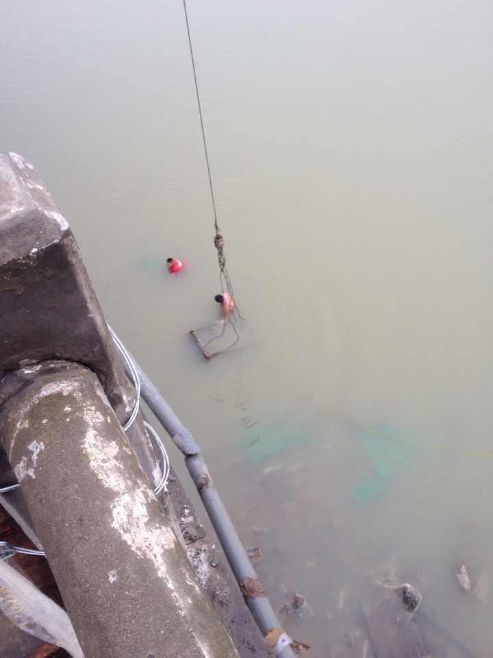 青岛潜水打捞电话