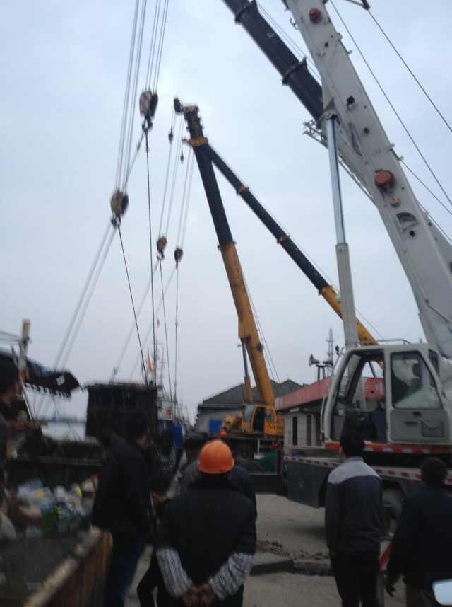武汉打捞公司