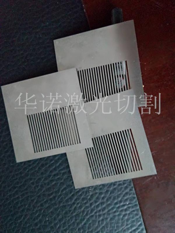 不銹鋼毛細管激光精密切割