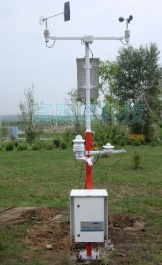 汕头自动气象站厂家