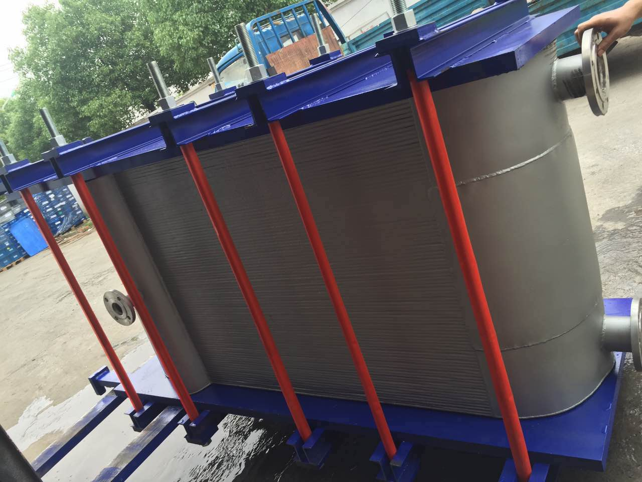 潮州全焊接板式换热器价格