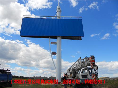 科尔沁右翼中旗擎天柱制作公司-正规厂家